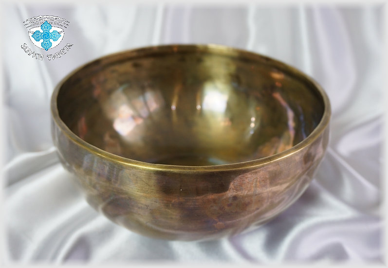 Поющая Чаша – кованая - 21 см. - 194 Гц. нота Sol.