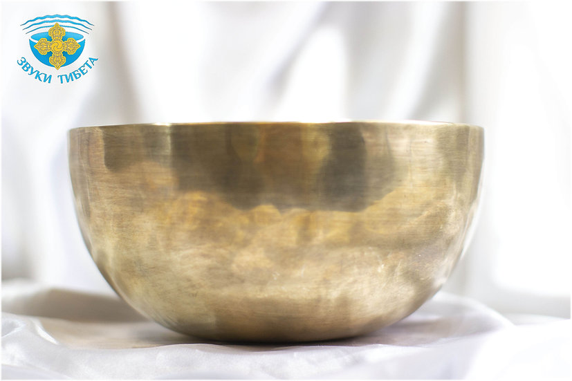 Поющая Чаша – кованая -  22.7 см. - 152 Гц. нота Ре#