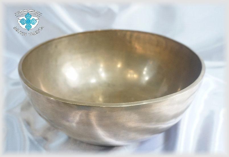 Поющая Чаша – кованая - 30 см. - 96 Гц. нота Соль