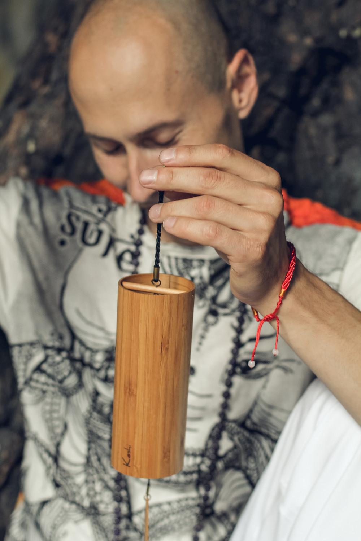 Koshi (коши) - этнический музыкальный инструмент для медитаттивных и звуковых программ. Оригиналдьный подарок.