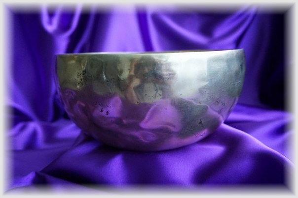 Поющая чаша классическая - 19 см