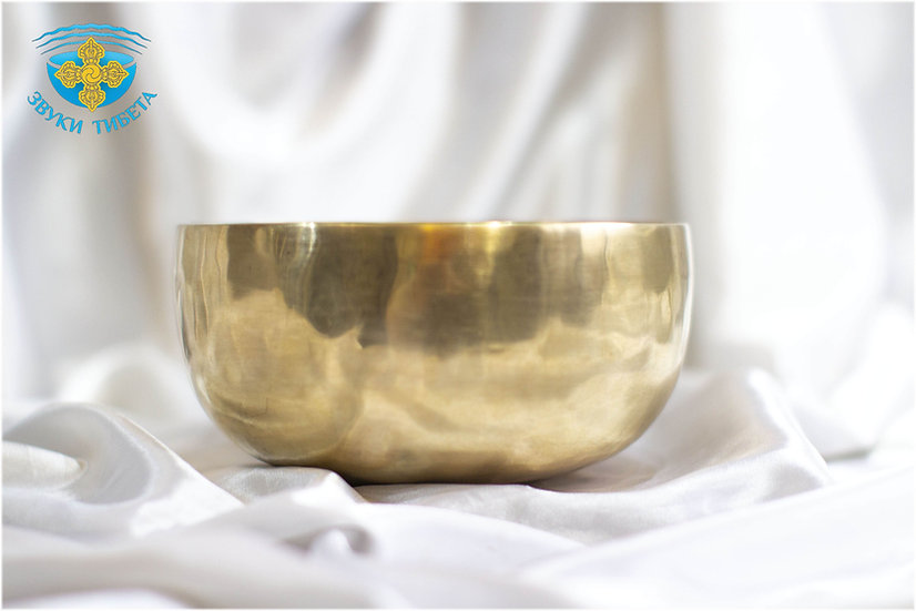Поющая Чаша – кованая -  11.8 см. - 425 Гц. нота Соль#