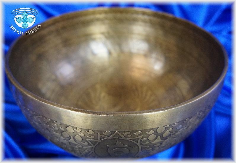 Поющая чаша. Непал. - 26.7 см.