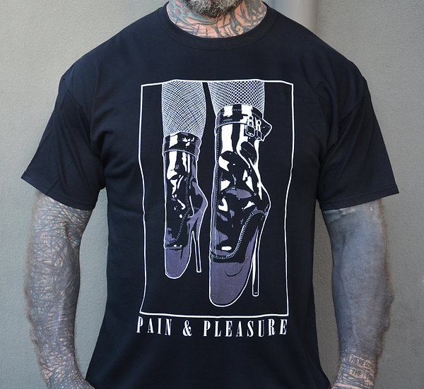 Pain & Pleasure Unisex Shirt