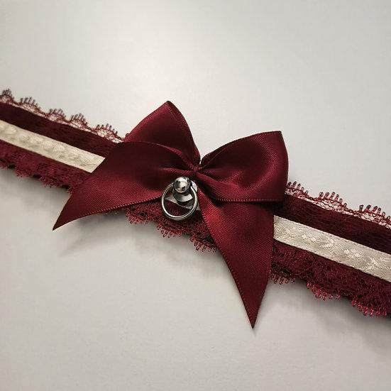 Elegant Wine Collar - 33.5cm