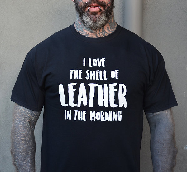 Leather Love Unisex Shirt