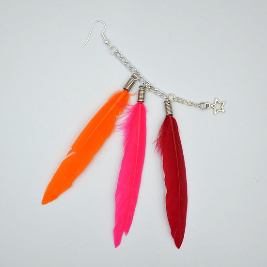 Feather Earring 1
