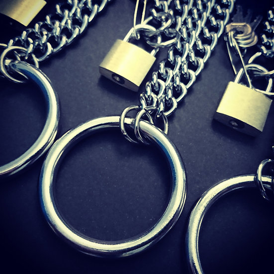Thick O-Ring Chain Collar