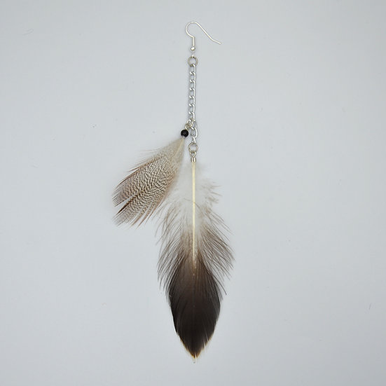Feather Earring 4