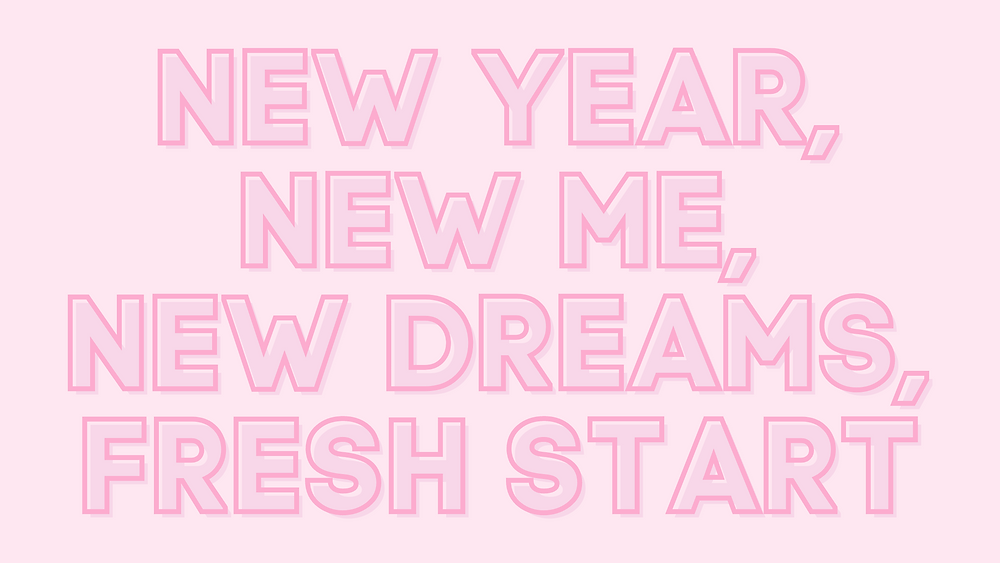 New Year New Me Quote