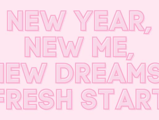 #NewYearNewMe ✨