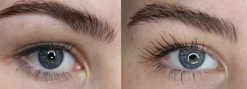 Lash growth serum for long lashes