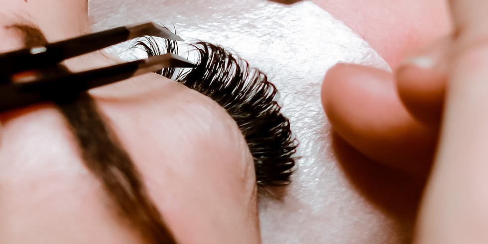 3 Day, Eyelash Extension Group Course: November