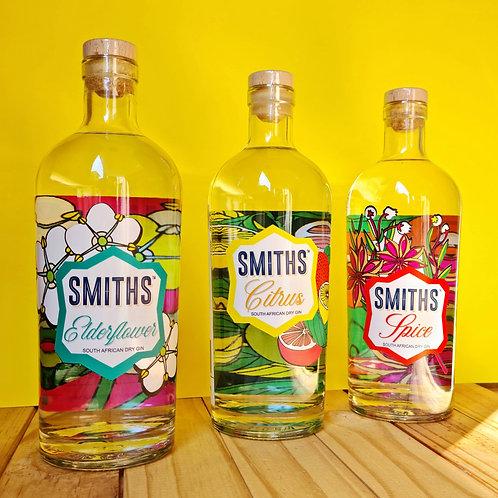 Smiths™ Gin Trio
