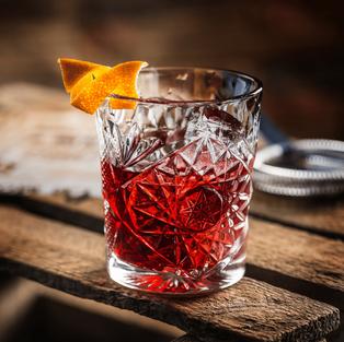 Smiths Gin Negroni