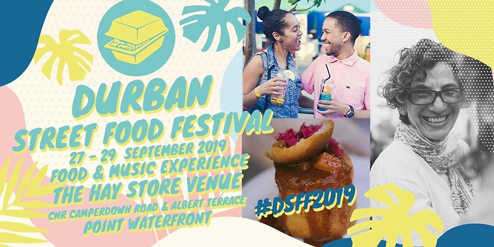 Durban Street Food Festival 2019 Food and Music Feast