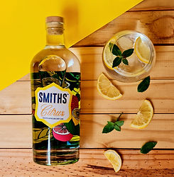 ths Citrus Gin South Africa