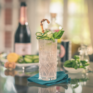Gin O'Clock Spritzer
