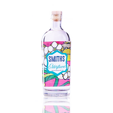 Smiths Elderflower Dry Craft Gin Packsho