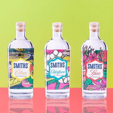 Smiths Gin Trio