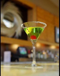 Smiths Green Apple Martini