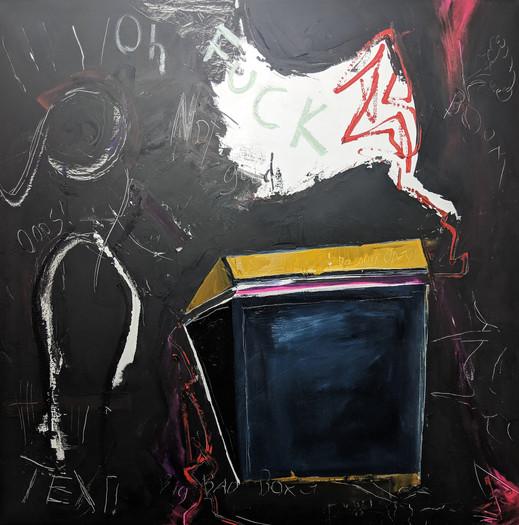 Pandora and the Terrible, Horrible, No Good, Very Bad Box