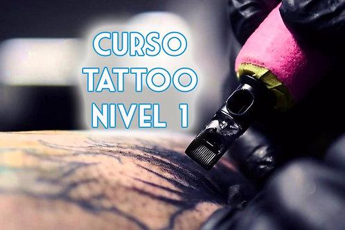 Curso de Tatuajes Nivel 1 Presencial