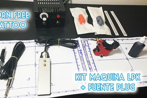 Kit  Maquina LPK Electromagnetica