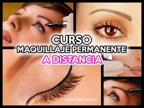 Curso Maquillaje Permanente Micropigmentacion Módulo 1 a distancia