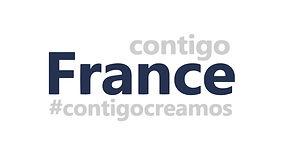 Logo Contigo France normal lienzo grande