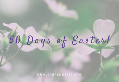 50 Days of Easter!