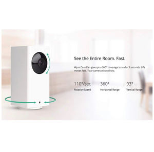 Wyze Cam Pan Review | Security Camera Wifi | Wyze Review