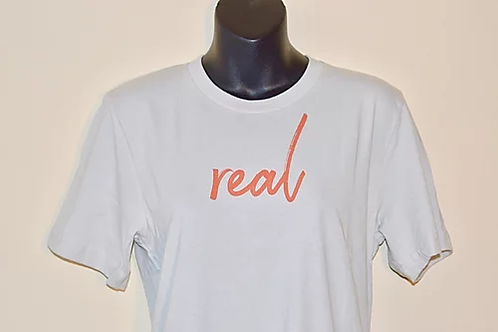 """Real"" Unisex Power Shirt"