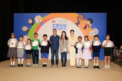 與香港小童群益會合作,協助舉辦非華語學童粵語故事演講比賽。