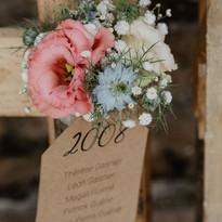 Bouquet plan de table