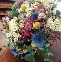 Le bouquet de Marine