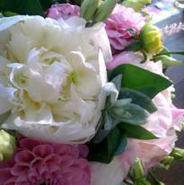 Détail du bouquet