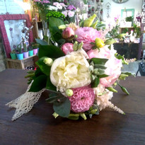 Le bouquet de Sylvie