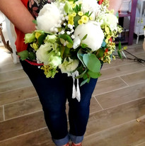 Le bouquet de Margot