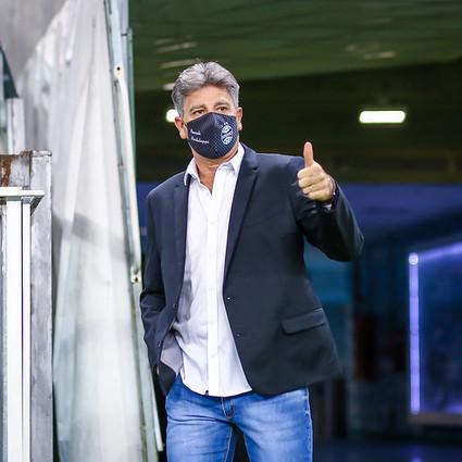 Quando Renato renova, quem acredita no Grêmio?