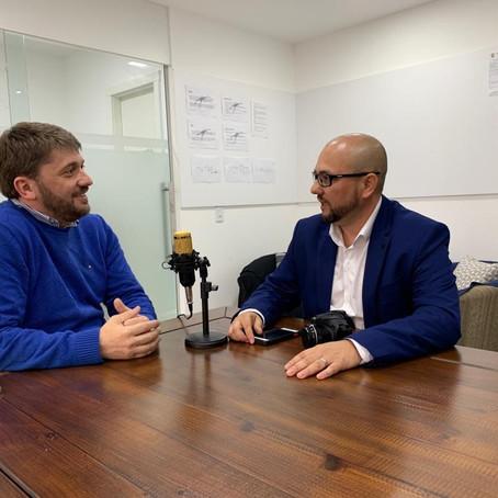 Eden Paz é o entrevistado do #CacoCast desta quarta-feira