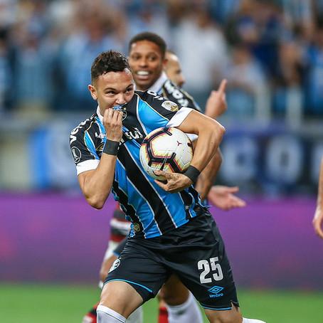 Por quê não Pepê contra o Flamengo? Mas André, não.