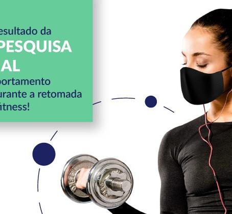 "Pesquisa indica o ""Novo Normal"" nas academias"