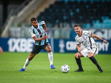 Faltou maturidade ao Grêmio na derrota para o Corinthians