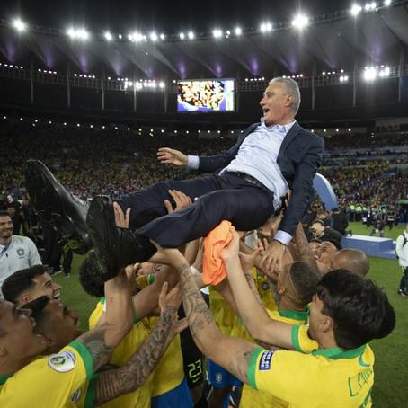 É hora de renovar a Seleção para 2022