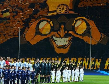 O futebol renasce na Alemanha