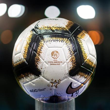 Brasil x Peru terá bola especial