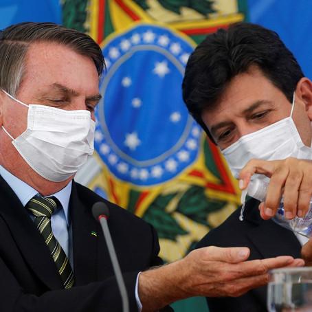 A triste bipolaridade do Brasil no enfrentamento do Covid-19