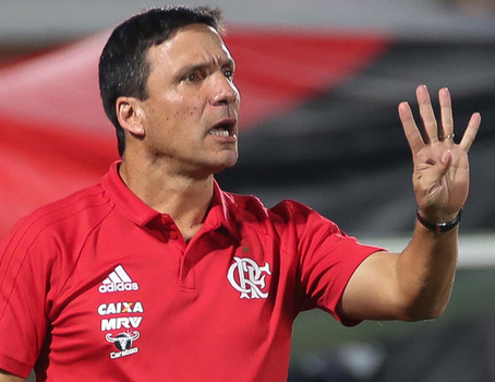 Zé Ricardo é o Odair do Flamengo