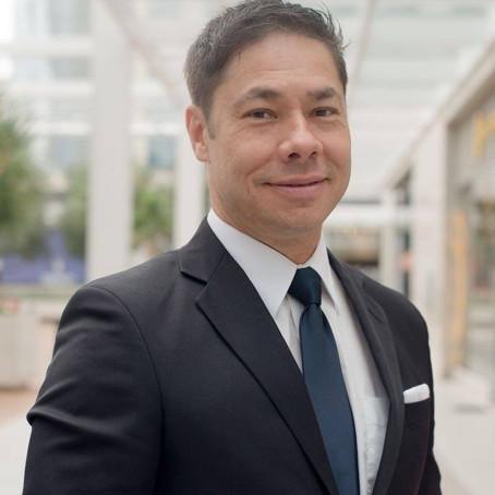 Márcio Menezes: um empreendedor otimista